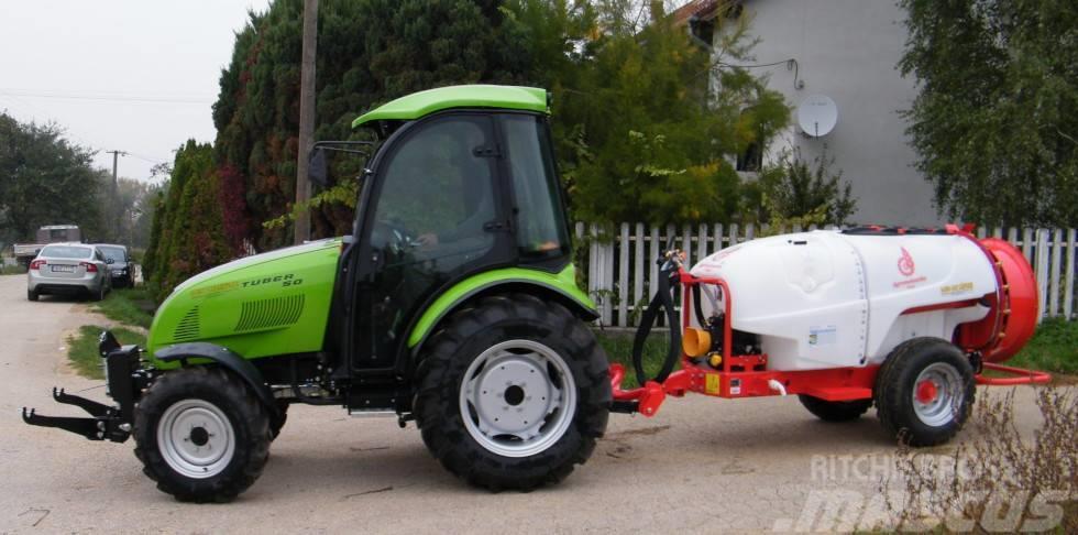 Agromehanika AGP 2000 l Axiál
