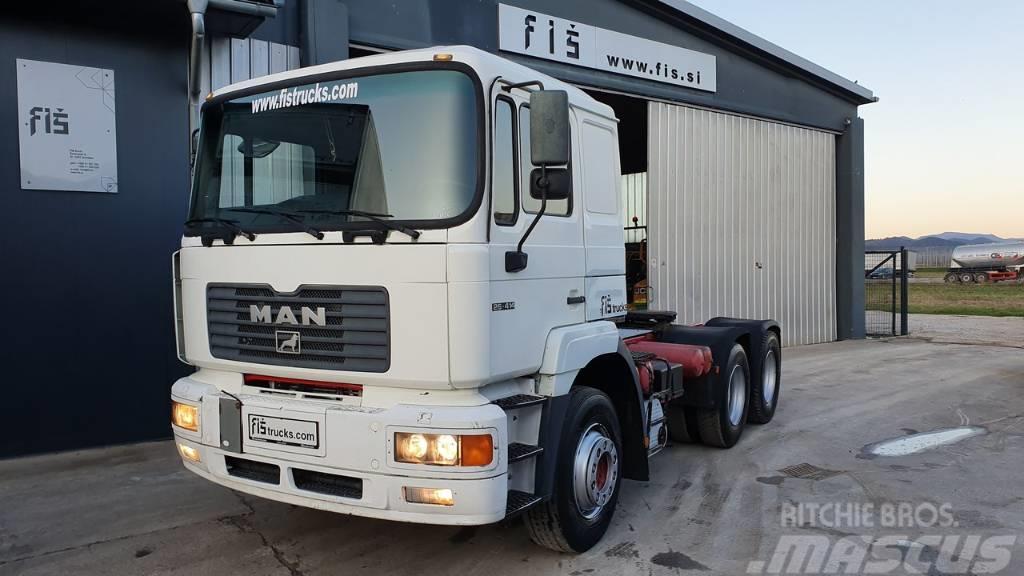 MAN 26.414 6X4 tractor unit
