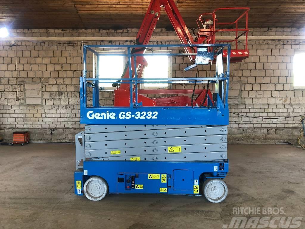 Genie Podnośnik Nożycowy Elektryczny GENIE GS-323