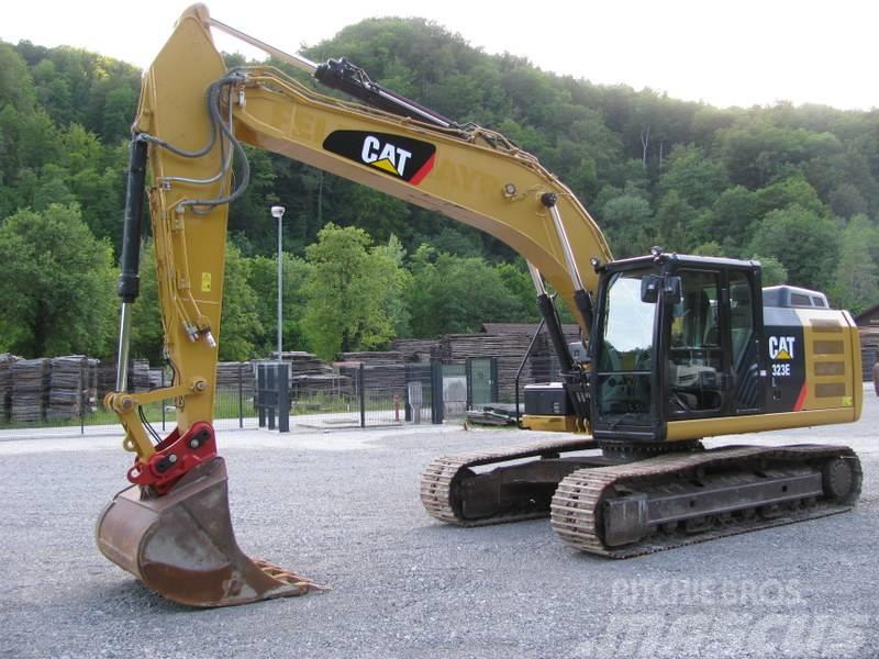 Caterpillar 323EL Odličo delovno stanje