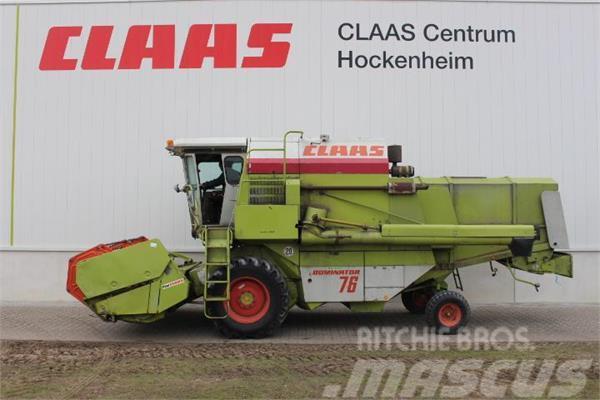 CLAAS DOMINATOR  76