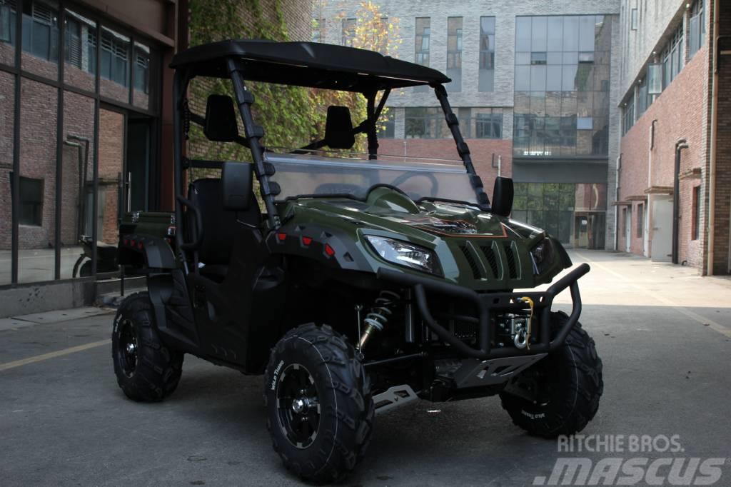 Goes UTV - X 700 Udstyrsmodel med SERVO og 4WD
