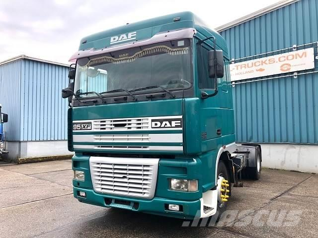 DAF 95-380XF SPACECAB (EURO 2 / ZF16 MANUAL GEARBOX /