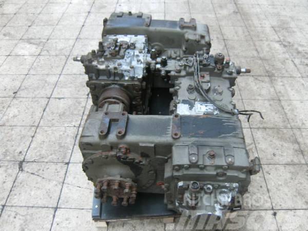 ZF 5 S 111 GPA / 5S111GPA, 1988, Växellådor