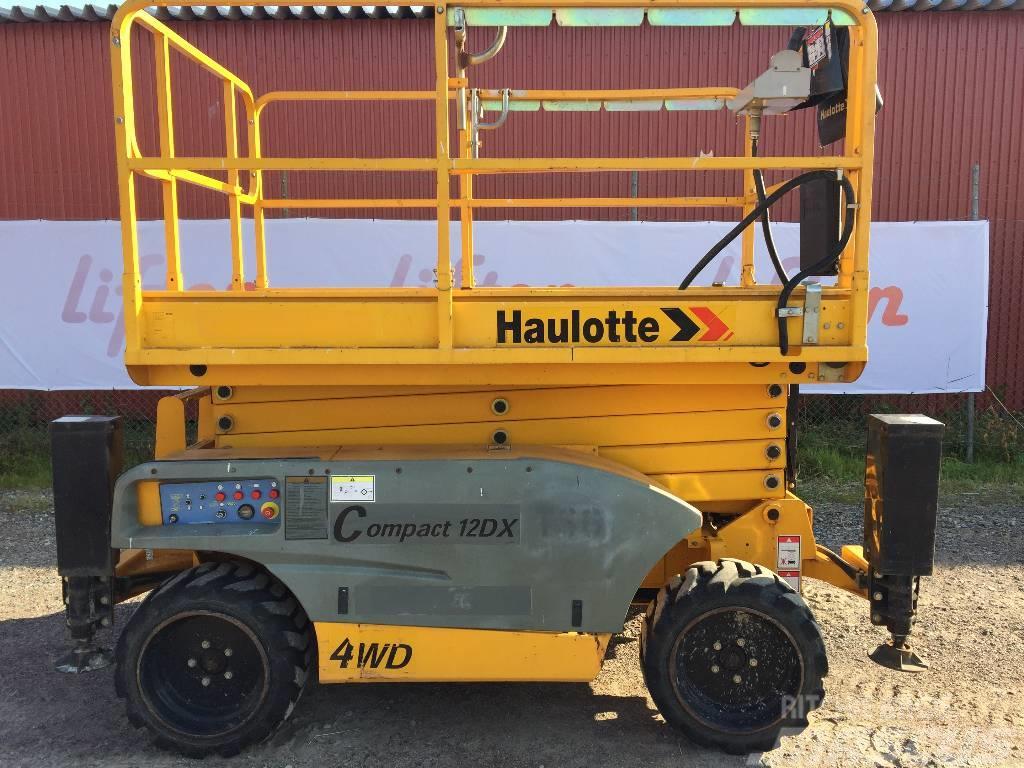 Haulotte 12 DX