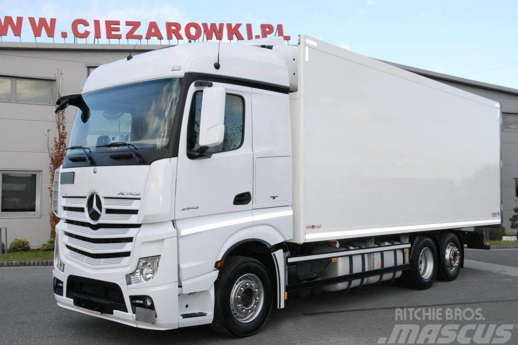 Mercedes-Benz ACTROS 2543 L E6 6×2 REFRIGERATOR