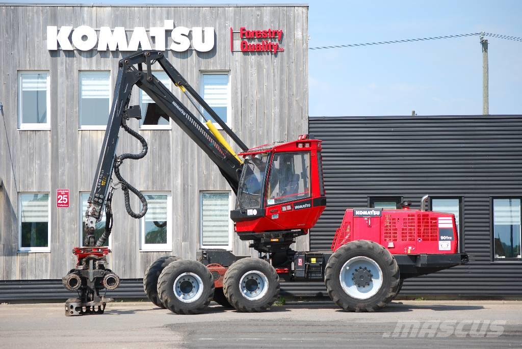 Komatsu 901 TX