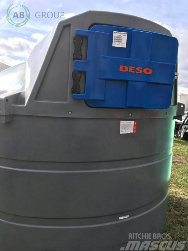 Deso Sonderpreis Öltank 5000 /Special price Diesel tank