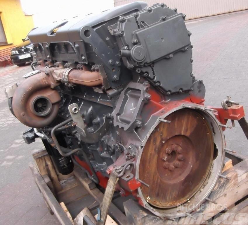 Iveco Stralis Cursor13 Euro5 engine