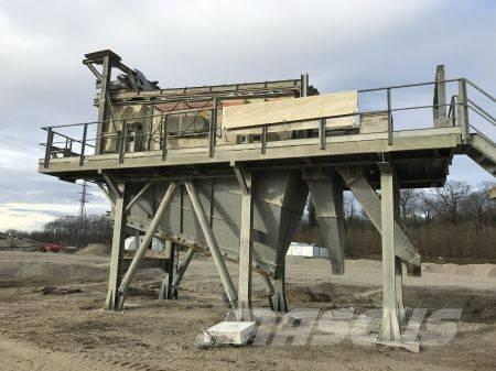 Metso Crible FS 302 (11,8 m² - 2 étages)