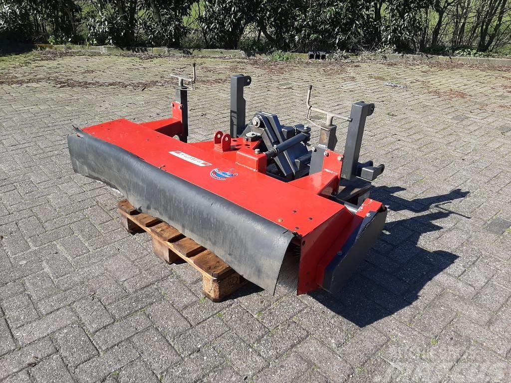 Toro / Kersten Veegmachine voor Toro 3280D