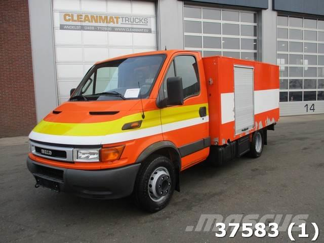 Iveco Daily 65C15 High pressure