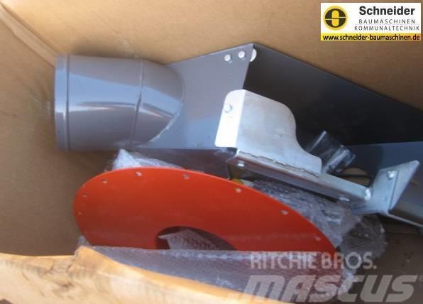 Kubota Kit Stutzen mit Saugschlauch FMW180 F80 GAHF