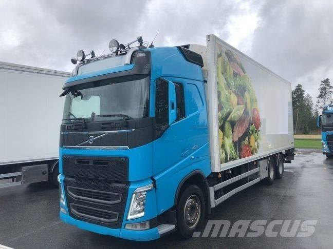 Volvo FH 460 CARRIER EURO5