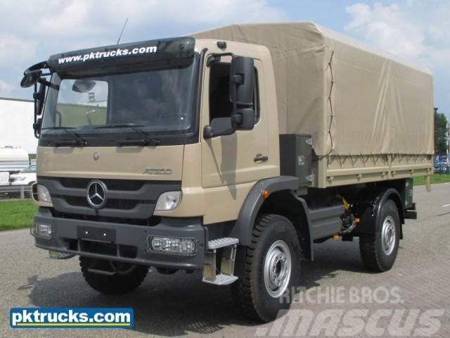 Mercedes-Benz Atego 1323-A (2 Units)