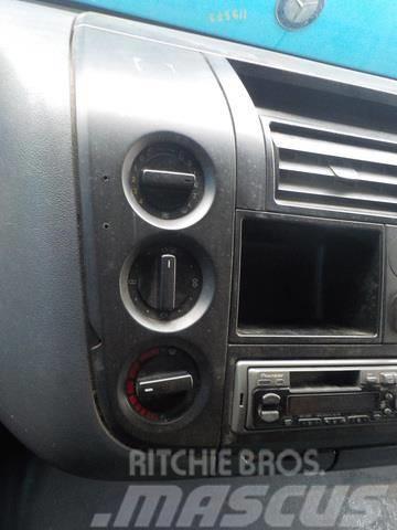 Mercedes-Benz Atego MPI Heater control unit 4460728 01233 914001