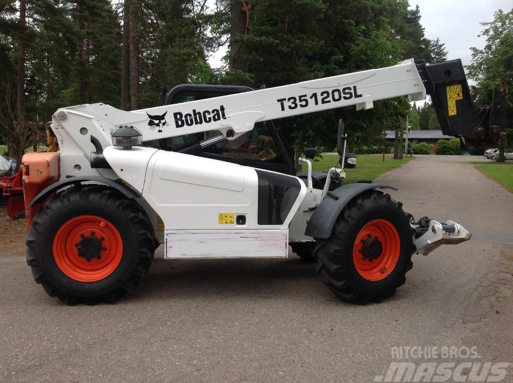 Bobcat T 35120 SL