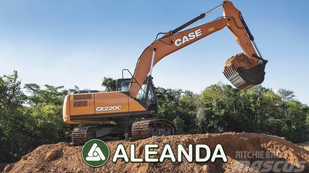 CASE CX 220 C LC
