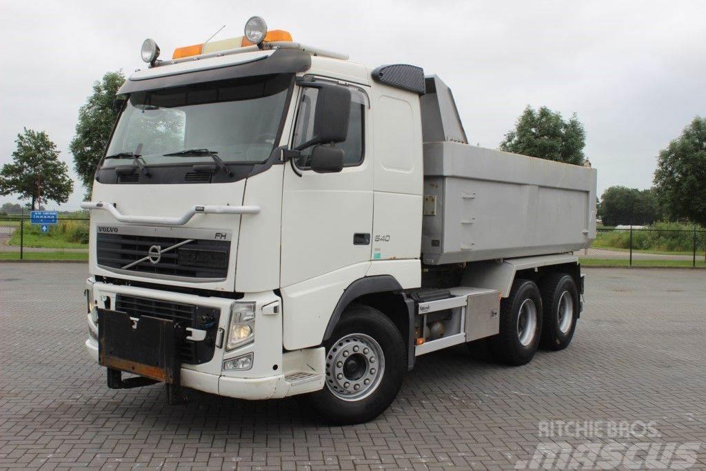 Volvo FH 13.540 FH13.540 6X4 FULL STEEL BIG AXLE EURO 5