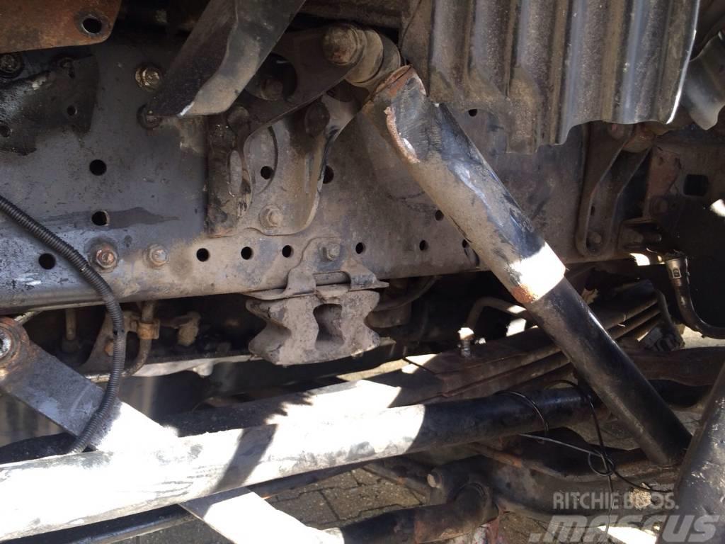 MAN TGA 26.400 6x2 Abroller Getriebe