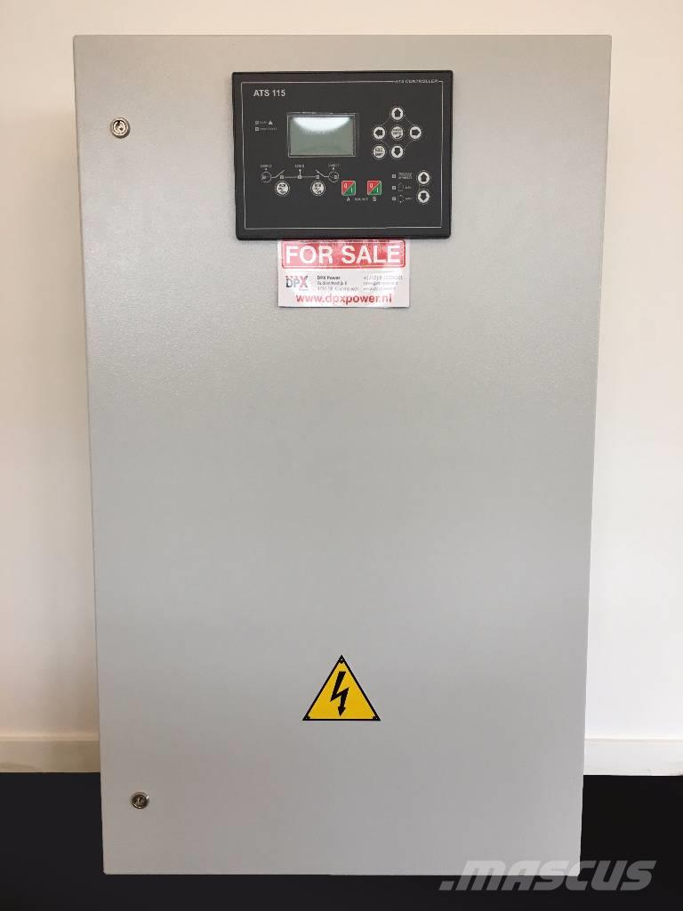 ATS Panel 630A - Max 435 kVA - DPX-27508