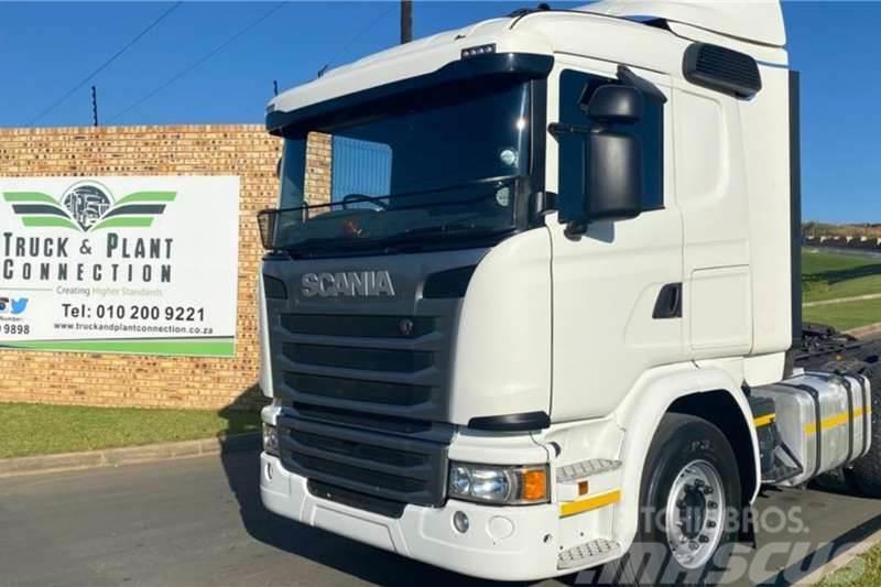 Scania 2017 Scania G460