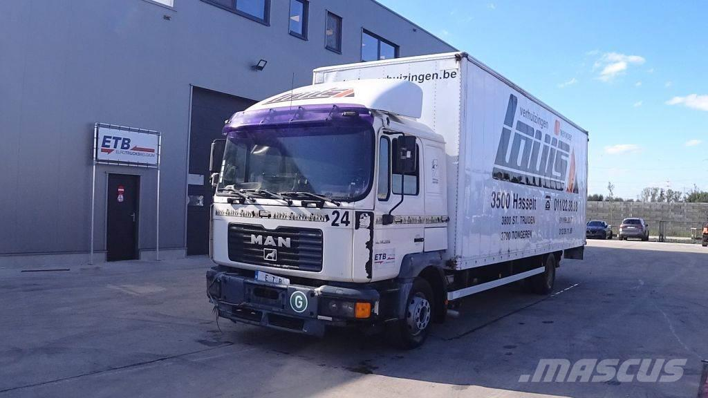 MAN ME 14.220 (BELGIAN TRUCK IN GOOD CONDITION)