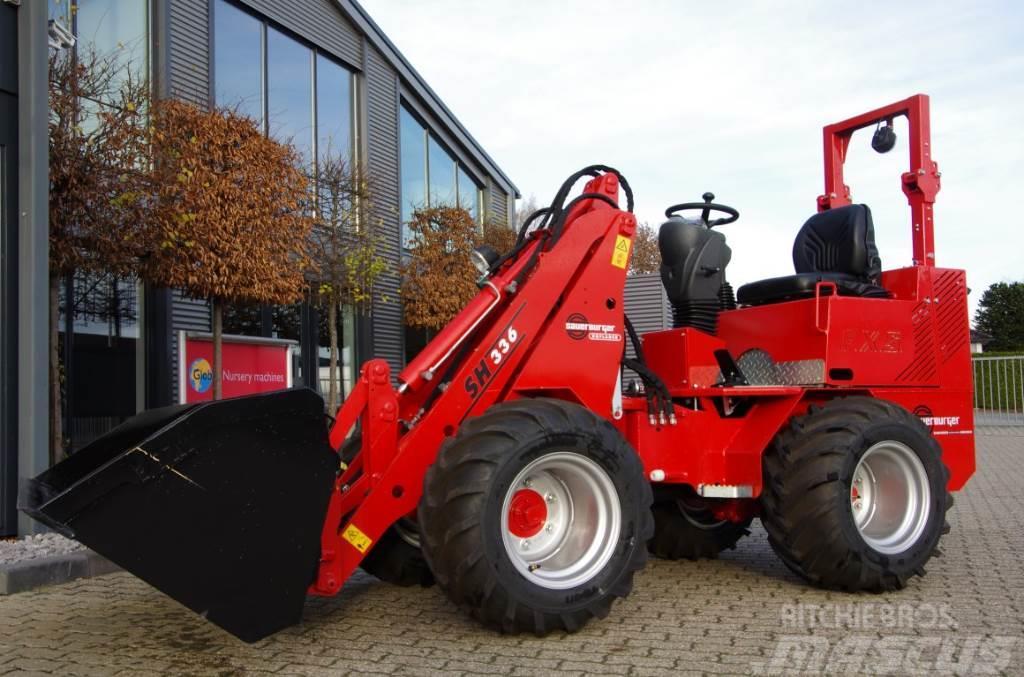 Sauerburger SH336 minishovel nieuw op voorraad