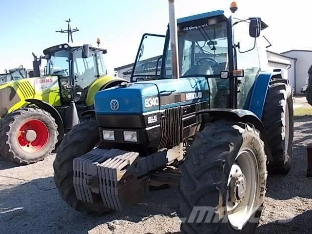 FORD / NEW HOLLAND 8340