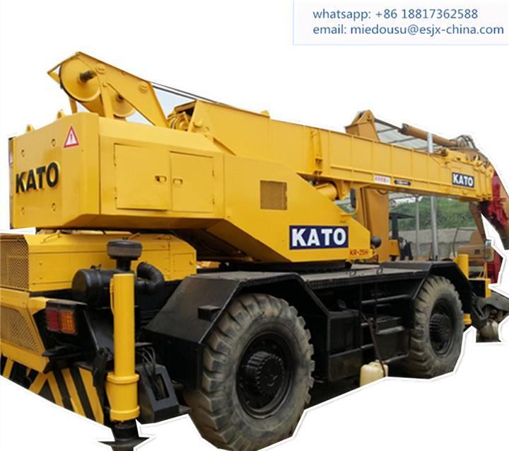 Kato KR 25 H