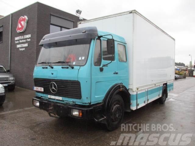 Mercedes-Benz SK 1422