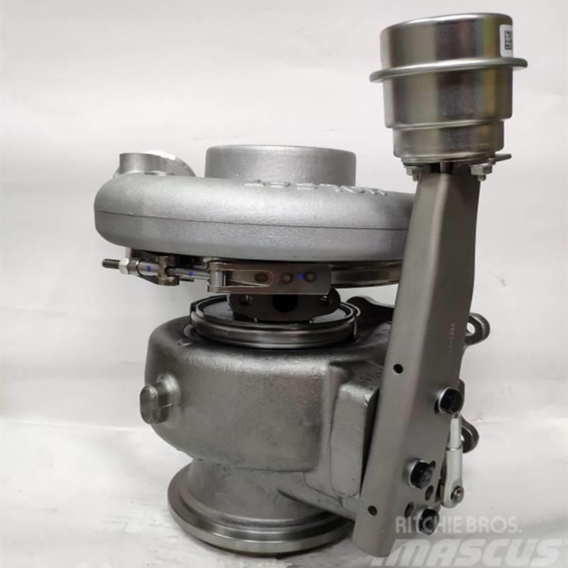 Cummins Qsm M11 Engine Hx55 4046025 4046026 2843417