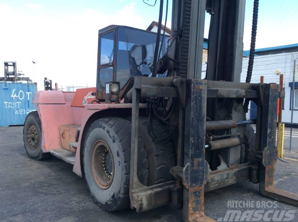 Linde SL280-1200 28 Ton Forklift