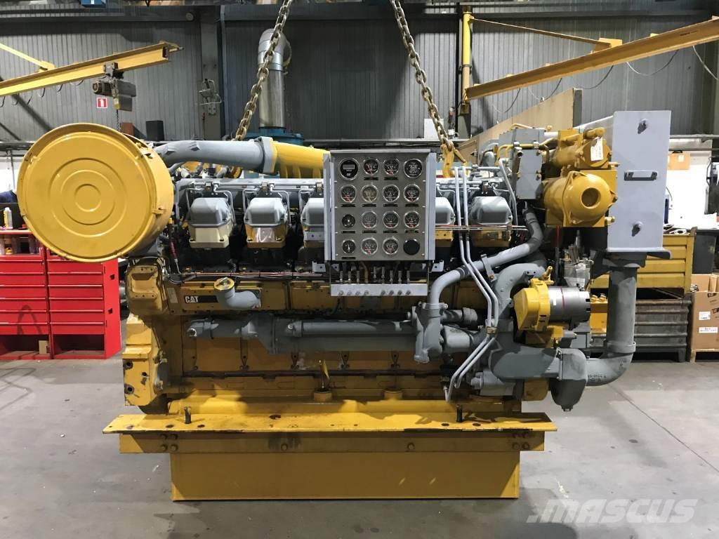 Caterpillar 3512 - Marine Propulsion 954 kW - DPH 104140