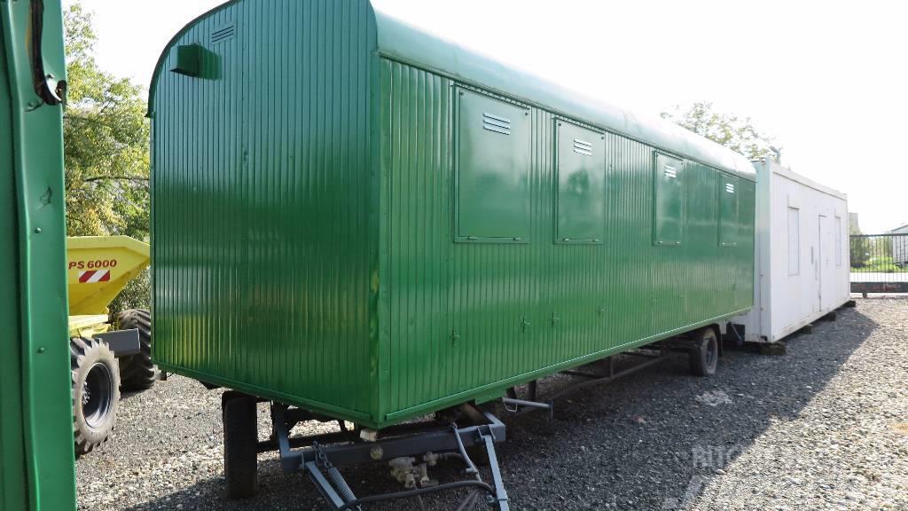 [Other] Gfollner 7 m office trailer unit