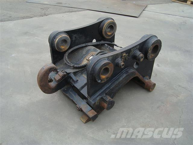 Verachtert Gebruikte hydraulische snelwissel CW45 breed