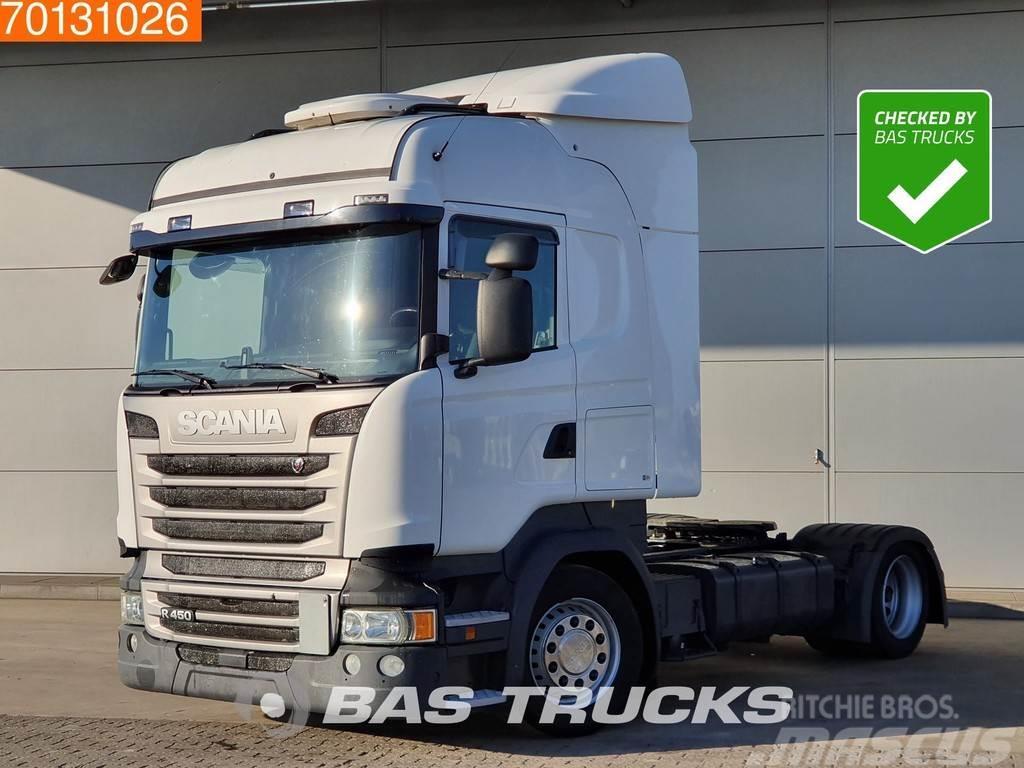 Scania R 450 4X2 Retarder Standklima ACC 3-Pedals 2x Tank