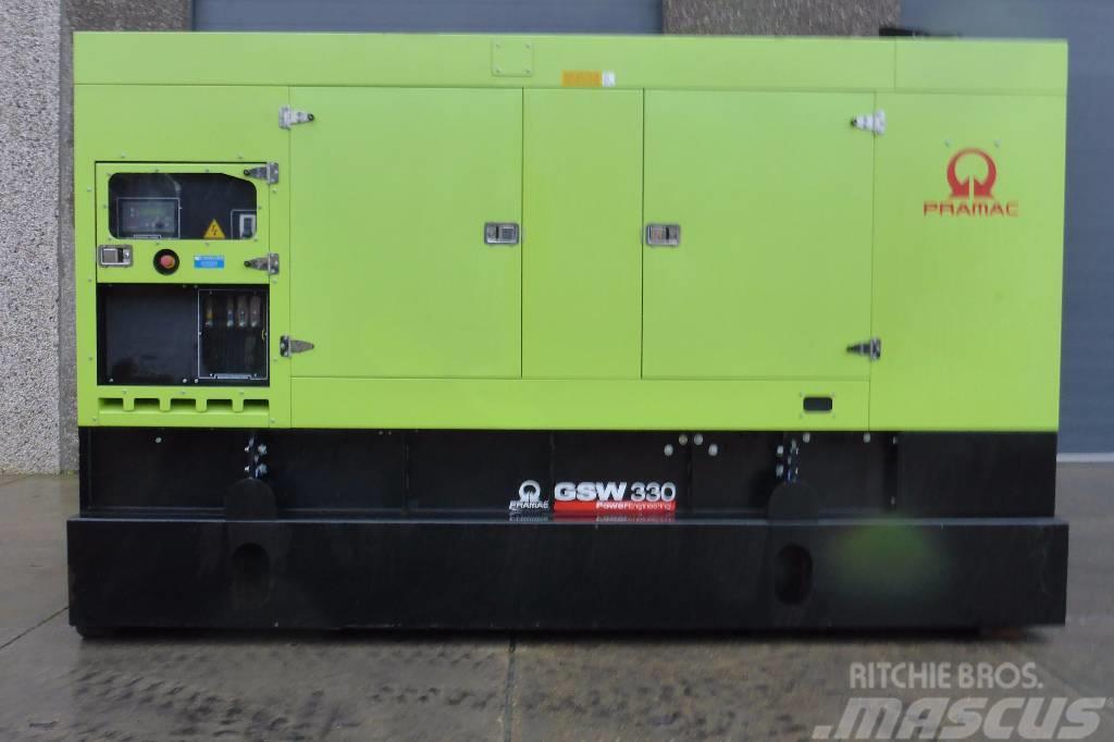 Pramac GSW 330 |VOLVO 330 KVA | SNS1096