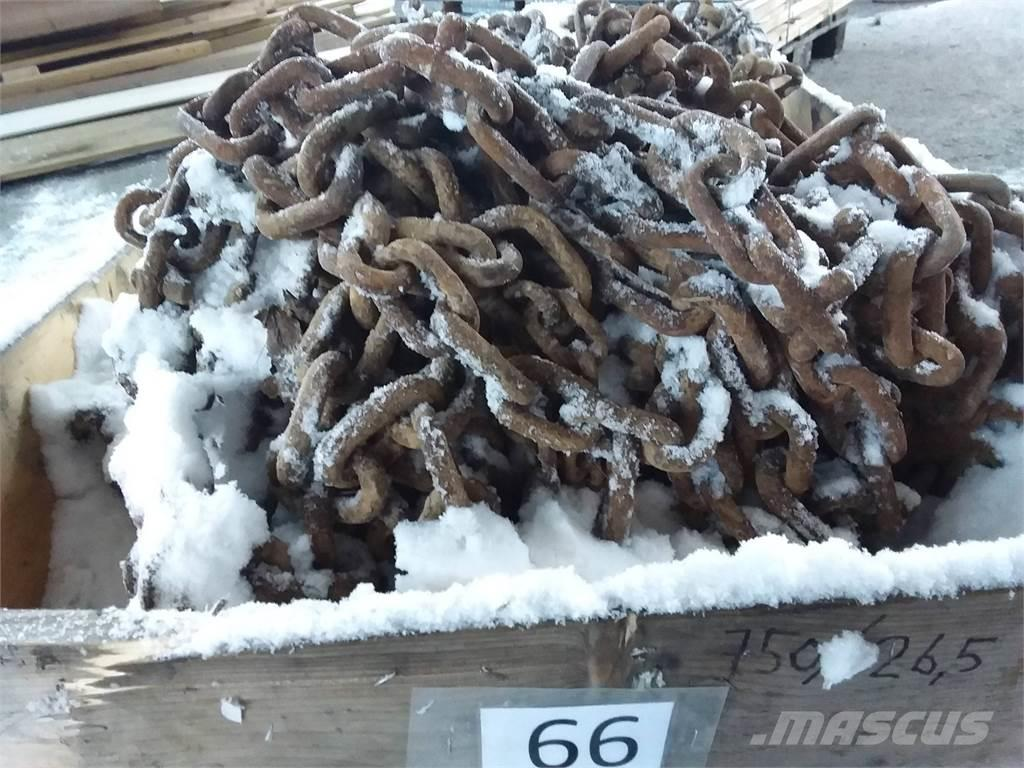 [Other] Km- chains 3 rutors 750x26,5