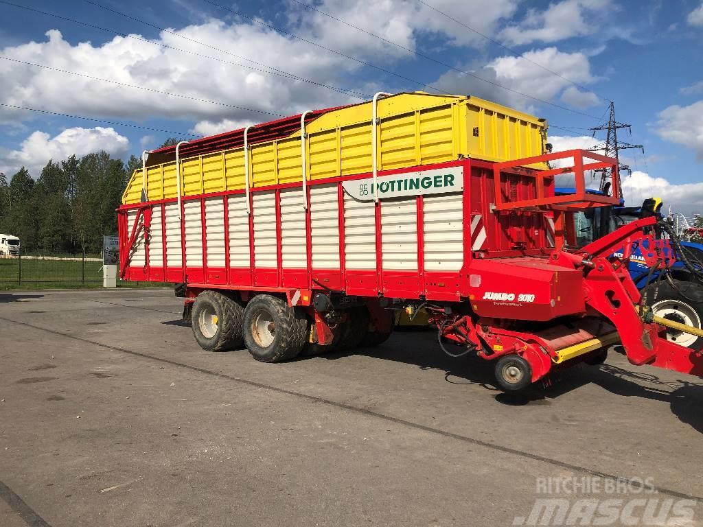Pöttinger Jumbo 8010 L