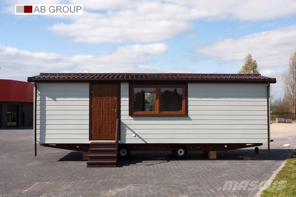 Mobile home/ Domek mobilny 9x3,5 Kerrafront Jasny, Preis ...