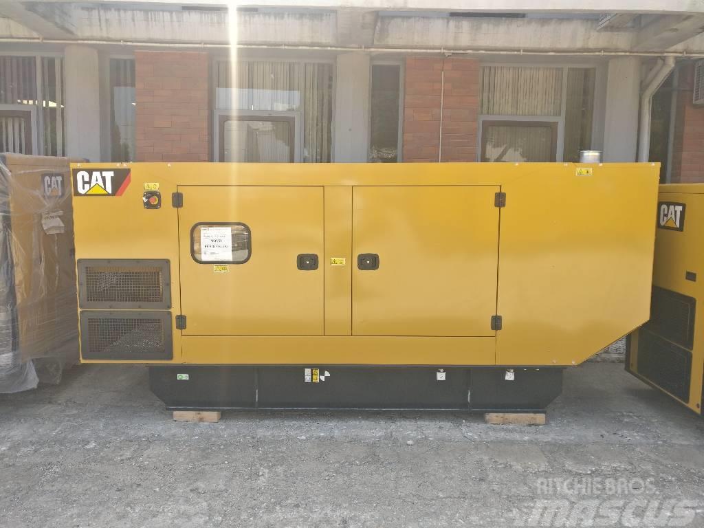 Caterpillar C9 DE250,  250 KVA I SNS1072