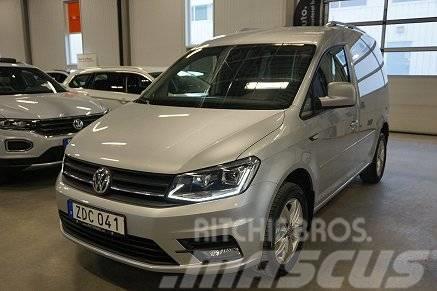 Volkswagen Caddy Skåp EU6 TDI 102HK DSG