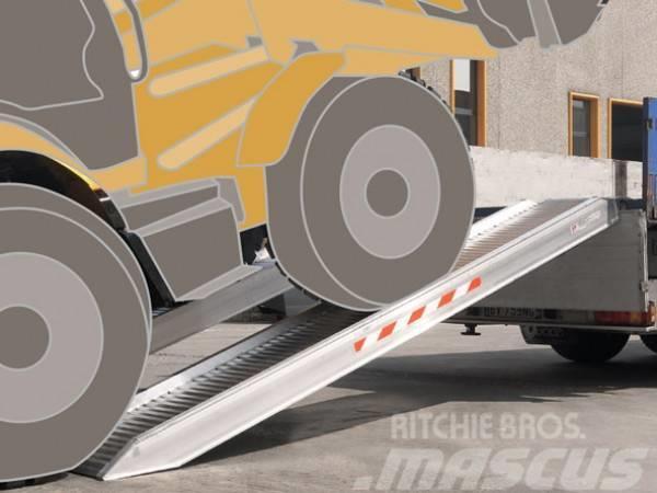 Metalmec MM 200/40S Aluminium rámpa
