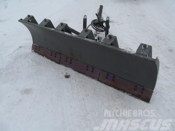 Holms Klaffblad, Snow blades and plows
