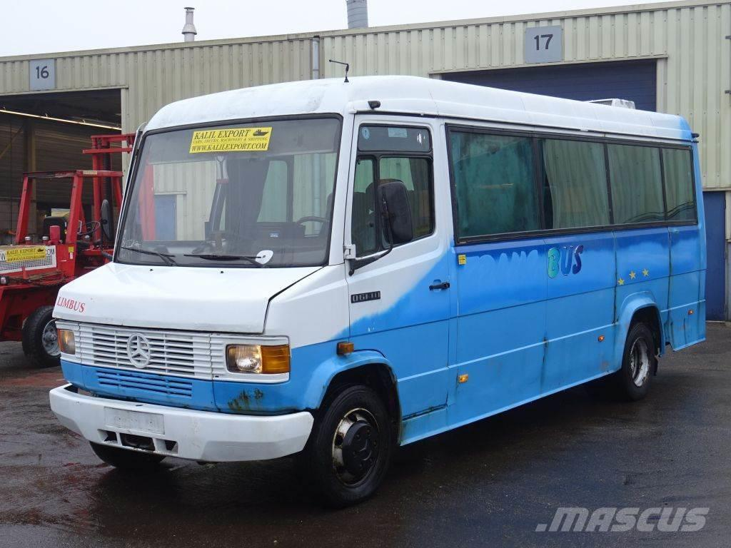 Mercedes-Benz 614D Passenger Bus 20 Seats Good Condition