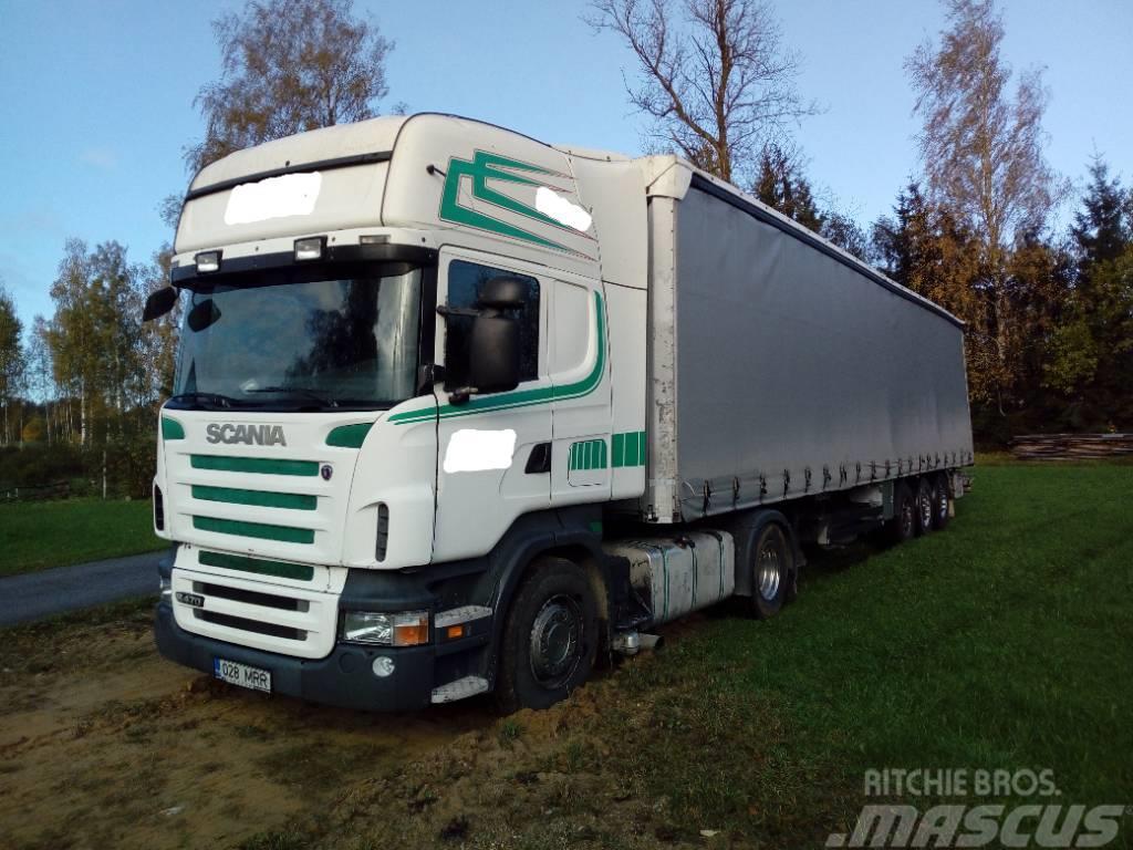 Scania R 470 LA