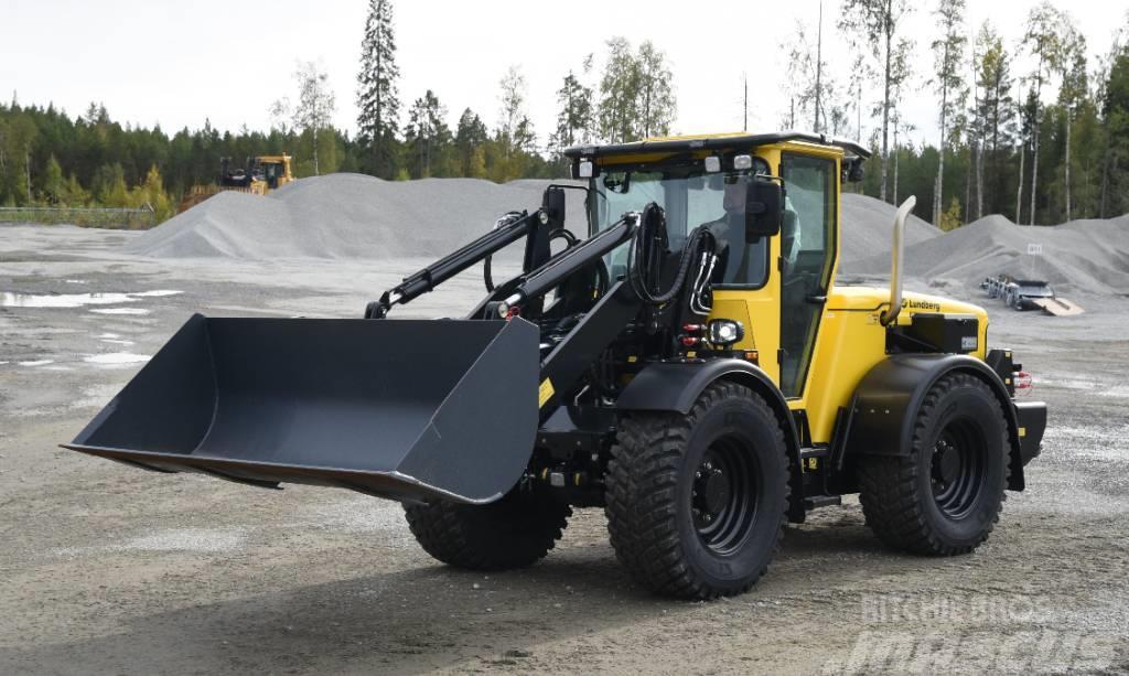 Lundberg 8250 *Vår utmanare till hjullastare*