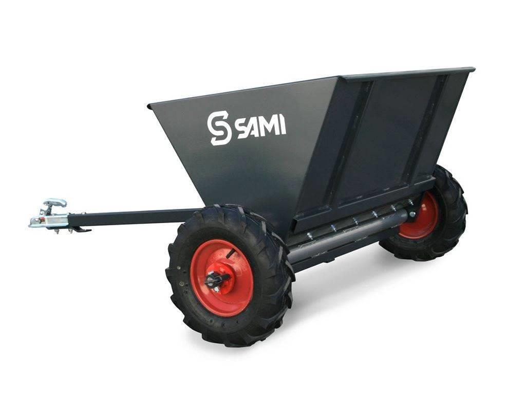 Sami Sandspridare S290 ATV Bil NY