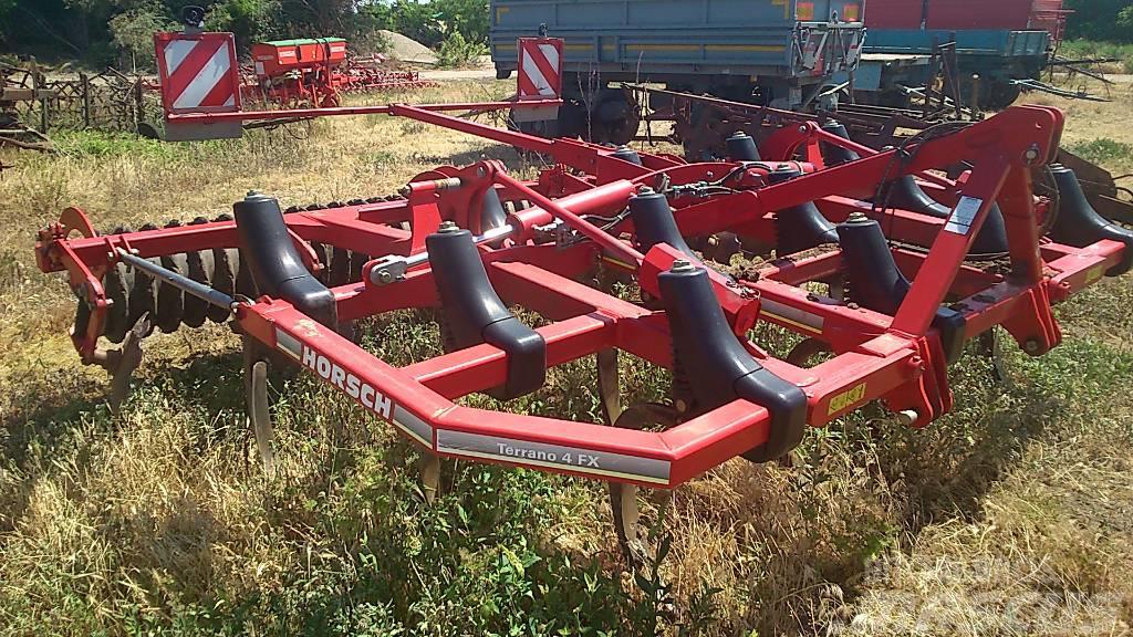 Horsch Terrano 4 FX Farm Flex